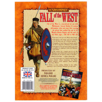 Warhammer Historical: Fall of the West - Pre-owned