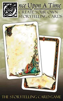 Once Upon a Time Create Your Own Storytelling Cards