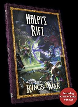 Kings of War Clash of Kings 2021: Halpi's Rift - Ding & Dent