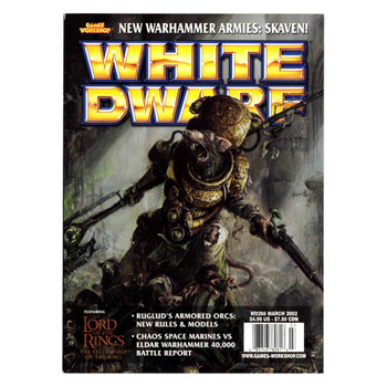 White Dwarf Issue 266 March 2002 - Pre-owned