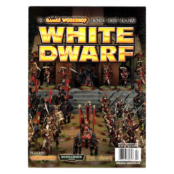 White Dwarf Issue 313 February 2006 - Pre-owned