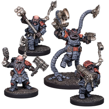Deadzone Forge Father Artificers Booster - Preorder