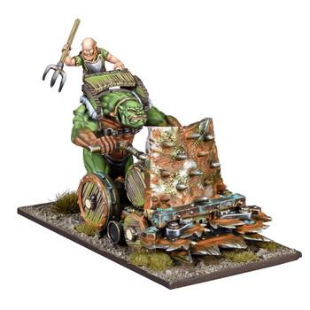 Kings of War Halfling Harvester - Preorder