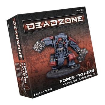 Deadzone Forge Father Artificer Juggernaut - Preorder