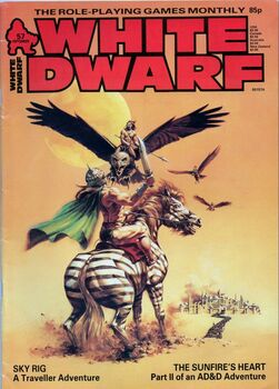 White Dwarf Issue 57 - Pre-owned