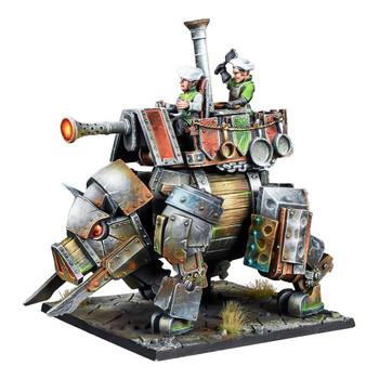 Kings of War Halfling Iron Beast