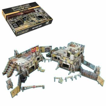 Battle Systems Urban Apocalypse Terrain Wasteland Colony