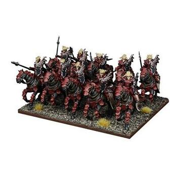 Kings of War Abyssal Horsemen Regiment