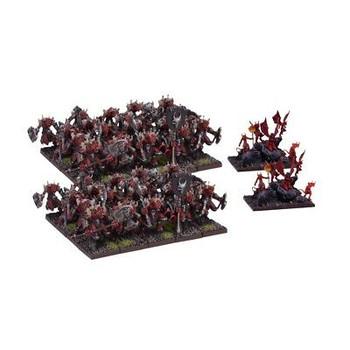 Kings of War Lower Abyssal Horde