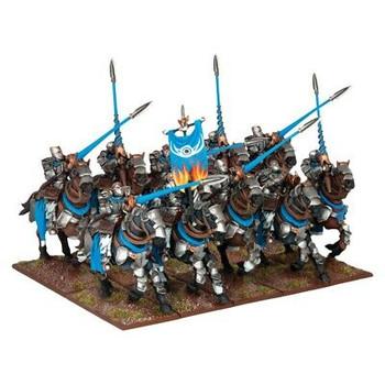 Kings of War Basilea Paladin Knight Regiment