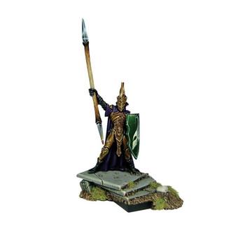 Kings of War Elves King w/ Spear