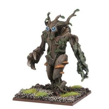 Kings of War Elves Forest Shambler Regiment