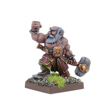 Kings of War Dwarf Stone Priest
