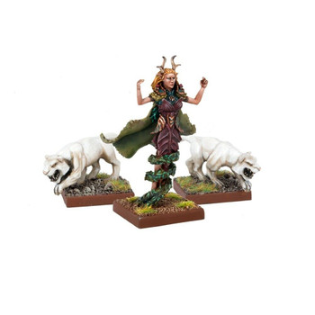 Kings of War Elves The Green Lady