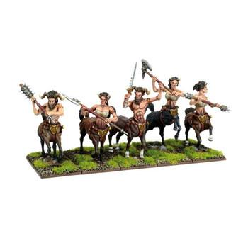 Kings of War Forces of Nature Centaur Troop