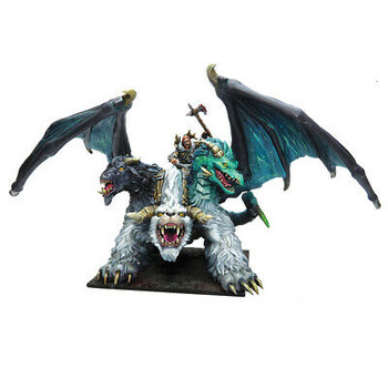 Kings of War Northern Alliance Lord on Chimera