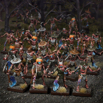 Kings of War Nightstalkers Scarecrows / Spectres Horde