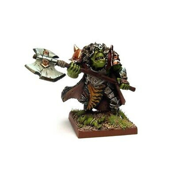 Kings of War Orcs Krudger on Foot