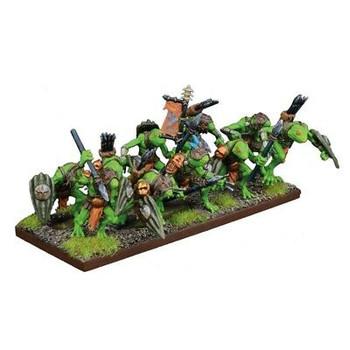 Kings of War Trident Realm Riverguard Troop