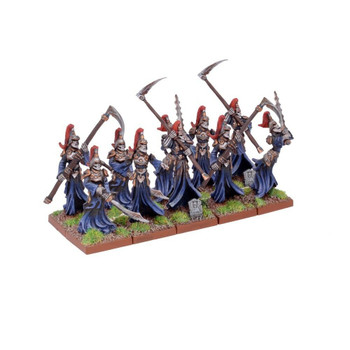 Kings of War Undead Wraiths Troop