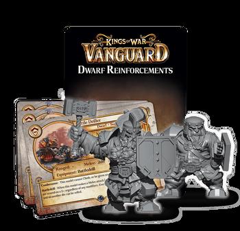 Kings of War: Vanguard Dwarfs Reinforcement Pack