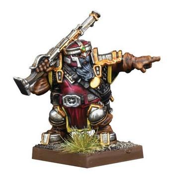 Kings of War: Vanguard Dwarfs Ironwatch