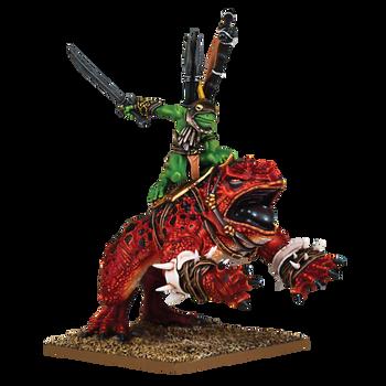 Kings of War: Vanguard Trident Realm Riverguard Dambuster
