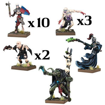 Kings of War: Vanguard Undead Warband Set