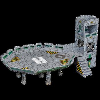 Terrain Crate Landing Zone
