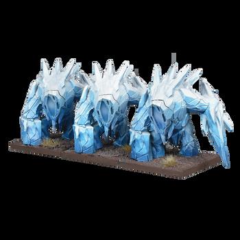 Kings of War Northern Alliance Ice Elemental Regiment