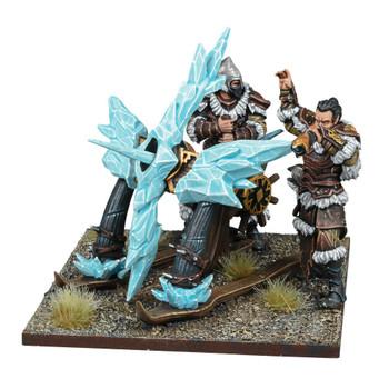 Kings of War Northern Alliance Ice Kin Bolt Thrower