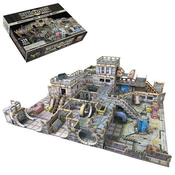 Battle Systems Scifi Terrain Frontier Core Set