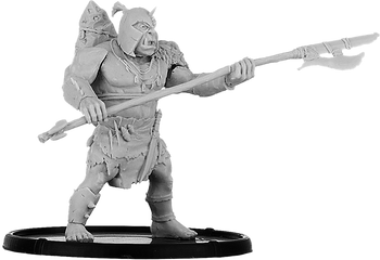 Mierce Darklands Albainn Skrugadd, Oghur Warrior