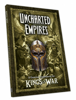 Kings of War 3rd Edition Uncharted Empires