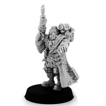Wargame Exclusive Imperial Soldiers Dead Dog Captain