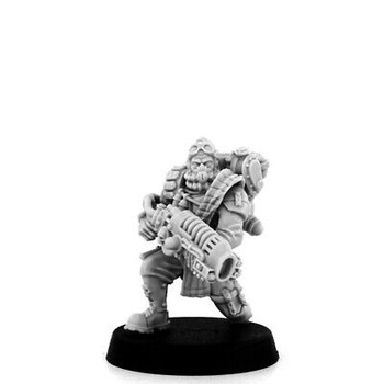 Wargame Exclusive Imperial Soldiers Dead Dog w/ Special Weapons