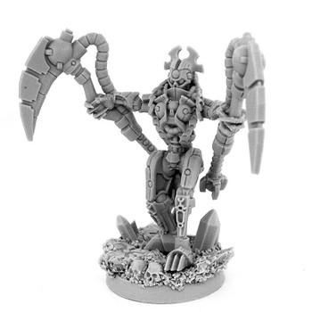 Wargame Exclusive Necrocyborgs Ossuary Guard
