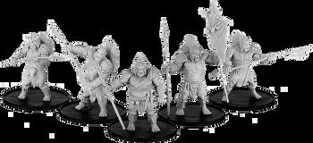 Mierce Darklands Albainn Oghu Guardians, Oghur Unit