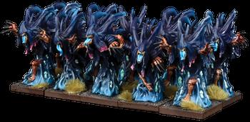 Kings of War Nightstalkers Phantoms Troop