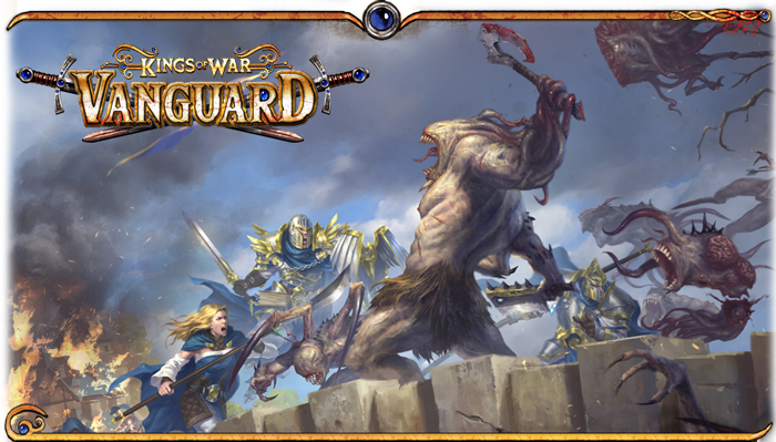 KoW: Vanguard is the fantasy skirmish game set in the Kings of War universe