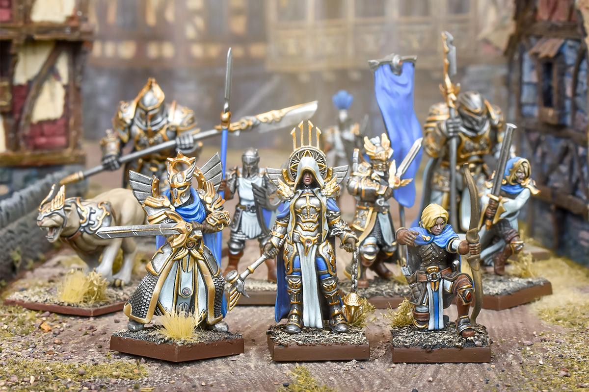 Kings of War Vanguard Basilea Introduction