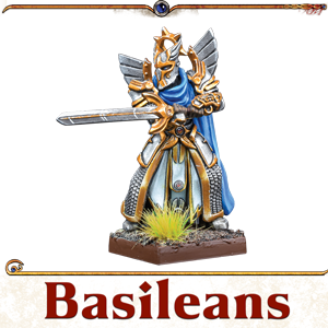 Kings of War Vanguard Basilea Miniatures