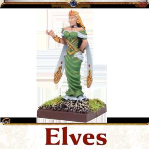 Kings of War Vanguard Elves Miniatures