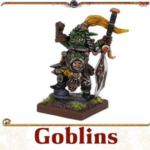 Kings of War Vanguard Goblins Miniatures