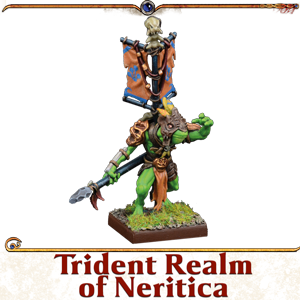Kings of War Vanguard Trident Realm Miniatures