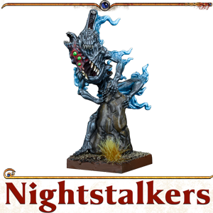 Kings of War Vanguard Nightstalkers Miniatures