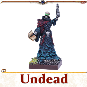 Kings of War Vanguard Undead Miniatures