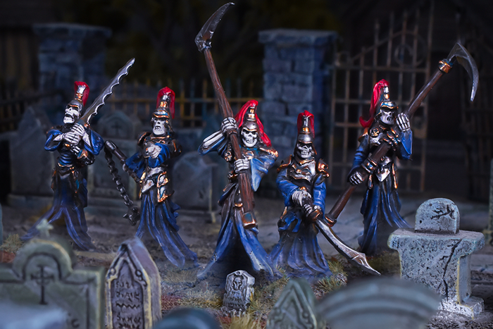 Kings of War: Vanguard Undead Warband