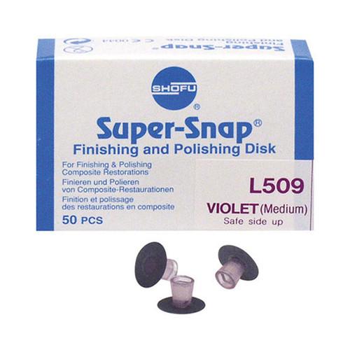 SHOFU L509 Super Snap Discs 50/box