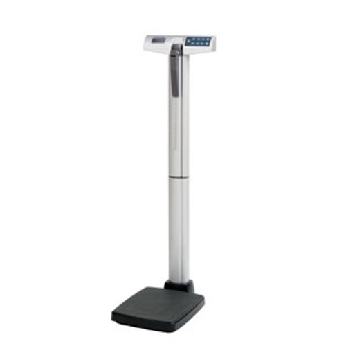 Health O Meter 500KL Eye Level Digital Scale with Height Rod